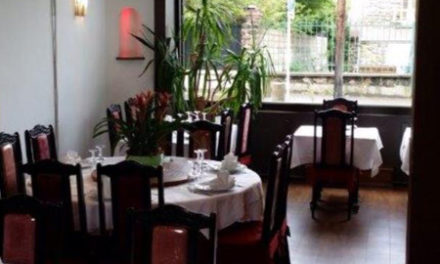 Restaurant Auberge d'Asie Villeneuve Le Roi
