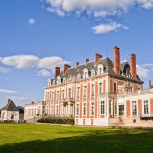 restaurant chateau du marechal de saxe - yerres