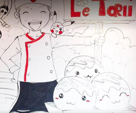 Restaurant Le Torii Crosne
